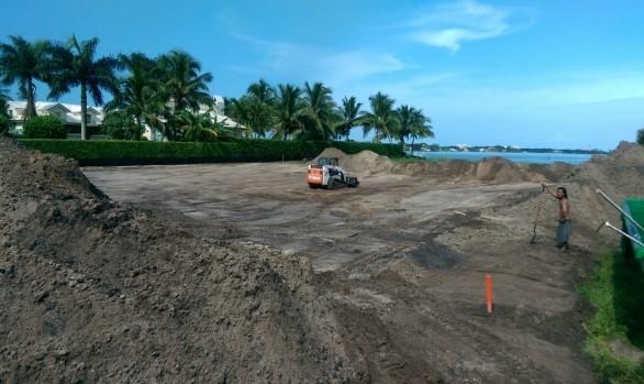 Final Grading - Site Development