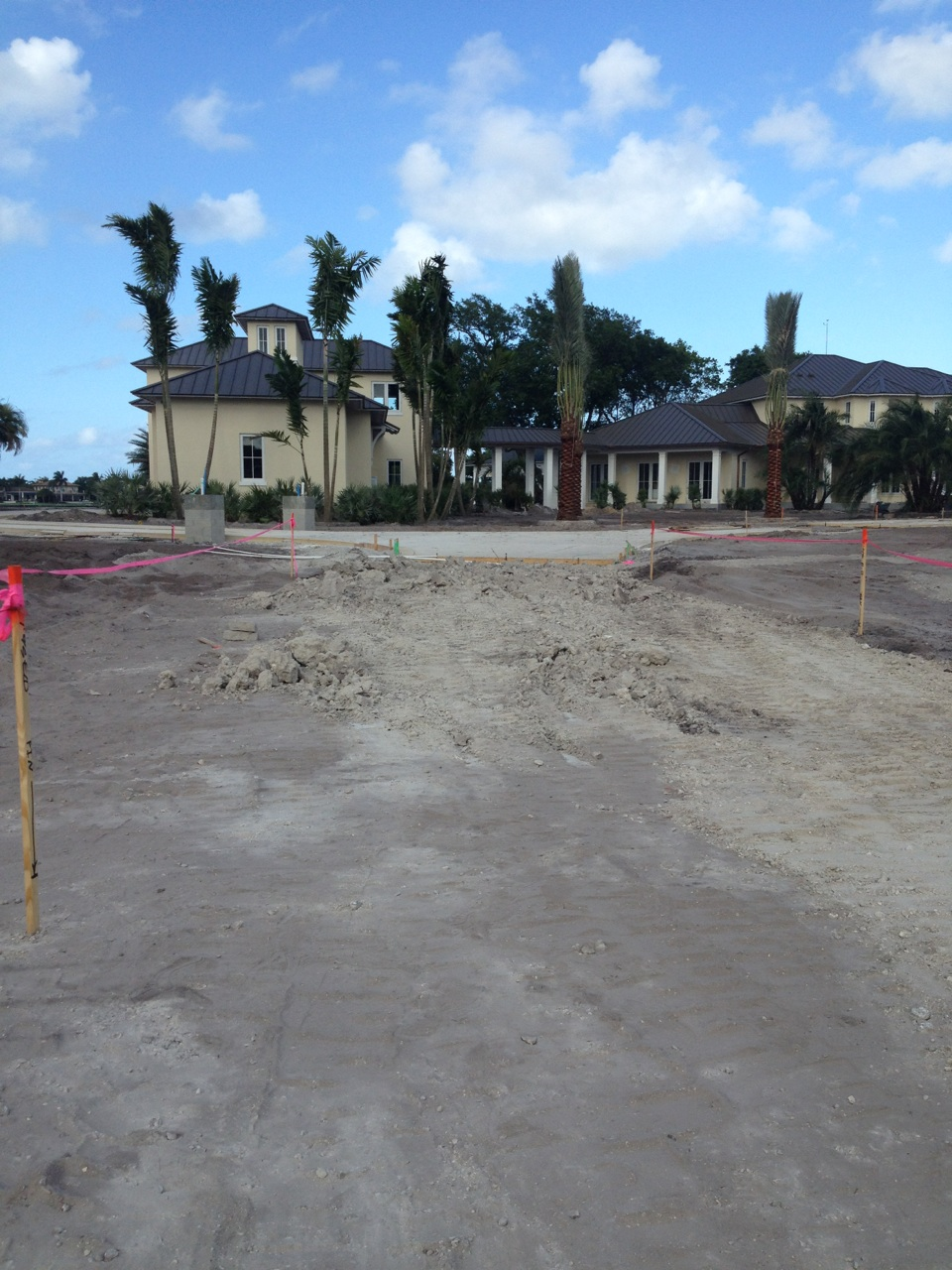 Final Grades- Site Development