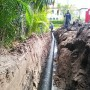 Underground Yard Drainage - Site Development