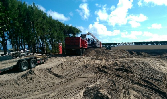 Jupiter Island - Site Development