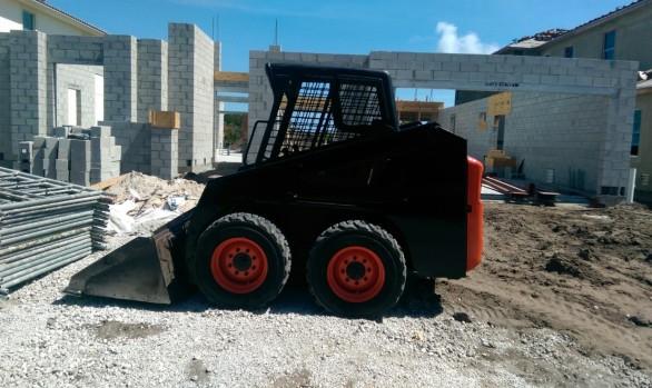 Stucco Grades - Site Development